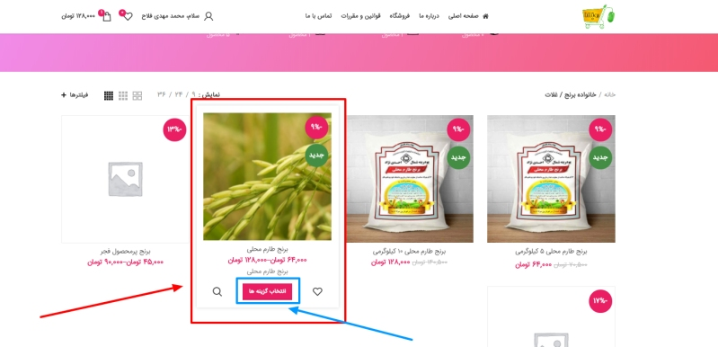 فروشگاه اینترنتی در بابل