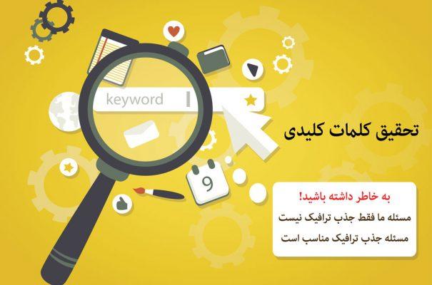 یافتن کلمات کلیدی در گوگل
